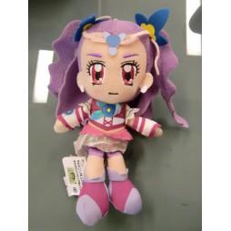 Pretty Cure 5 GoGo Plush - Purple Kurumi Mimino - Peluche 18 cm