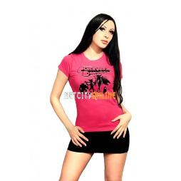 Yattaman - Clockwork Dokuro Rosa - T-shirt donna EXTRA LARGE
