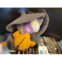 Pokemon Plush - BW N-192 Lampent Ver. Halloween