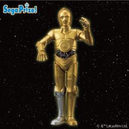 Star Wars - EP. IV A.N.H. - Sega Prize Premium Figure - 1/10 Scale - C3PO