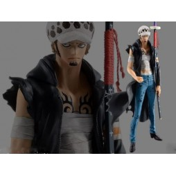 One Piece - Scultures Big Museum 5 Vol.6 - Trafalgar Law