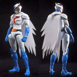 Sentinel - Tatsunoko Heroes - Fighting Gear - Gatchaman G-1 Ken L\'Aquila Figure