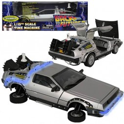 Back To The Future II - Ritorno Al Futuro Parte II - Macchina Del Tempo DeLorean Replica
