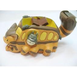 Il Mio Vicino Totoro - My Neighbour Totoro - Gattobus Porta Nastro Adesivo Scotch