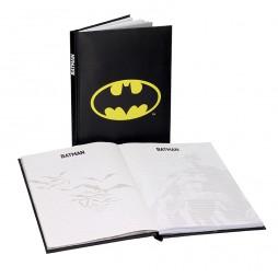 Dc Comics - Batman - Big Notebook con logo luminoso