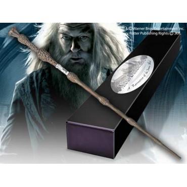 HARRY POTTER - Bacchetta Magica Harry Potter Wand - Harry Potter (4) Sambuco Albus Silente Noble Collection NN8401
