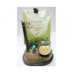 Il Mio Vicino Totoro - My Neighbour Totoro - Totoro Cornice portafoto in ceramica Ver.2