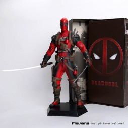 Marvel Comics - Deadpool The Movie - Crazy Toys 1/7 scale PVC Statue - Deadpool