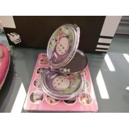 Il Mio Vicino Totoro - My Neighbour Totoro - Totoro Satsuki Mei Specchietto Trucco