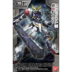 Gundam 1/100 01 - FULL MECHANICS GUNDAM BARBATOS LUPUS Iron-Blooded Orphans