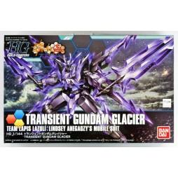 HG BUILD FIGHTERS 050 - Transient Gundam Glacier Team Lapis Lazuli: Lindsey Anegaozy\'s Mobile Suit 1/144