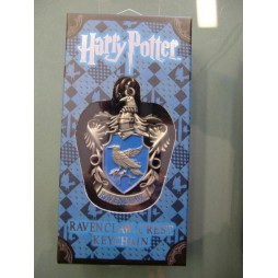 Harry Potter - Keychain - Ravenclaw Crest - Portachiavi Keychain 3D Metallo