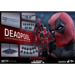 Deadpool Movie Masterpiece Action Figure 1/6 Deadpool