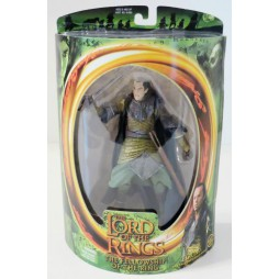 Lord of the Rings The Fellowship Of The Ring - Il Signore degli Anelli - Elrond (Elve\'s Sword Slashing Action) - Actio