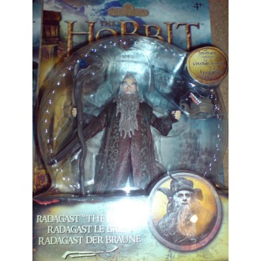 THE HOBBIT The Journey Continues - Radagast The Brown - Action Figure