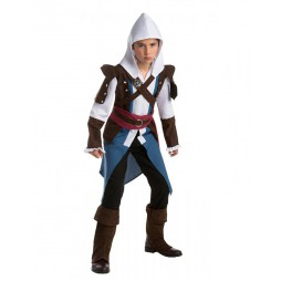 Assassin's Creed - Rubie's - Edward Kenway Teen Costume - Taglia Large 10/12 Anni (LARGE)
