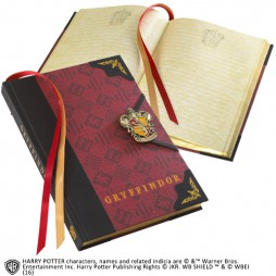 Harry Potter - Gryffondor JOURNAL - Notebook - Diario Segreto - Gryffondor Crest