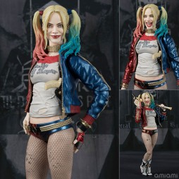 S.H. Figuarts Suicide Squad - The Movie - Harley Quinn Action Figure