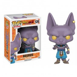 POP! Animation 120 Dragonball Z Resurrection F Beerus Vinyl Figure