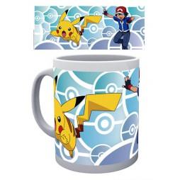 Pokemon - Tazza - Mug Cup - Pikachu Scelgo Te! - 300 Ml