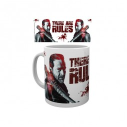 The Walking Dead - Tazza - Mug Cup - There Are Rules (Negan & Lucille) - 300 Ml
