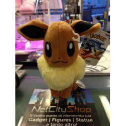 Pokemon Plush - XY The Movie - Eevee Plush Assortment Set - Eevee - Peluche 24 cm