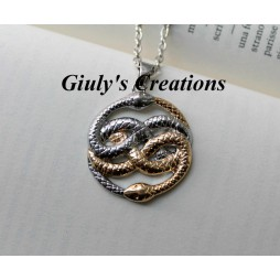La Storia Infinita - Neverending Story - Collana Con Ciondolo - AURYN Necklace
