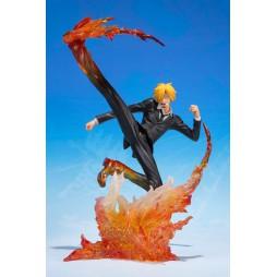 One Piece - Figuarts Zero - Sanji Diable Jambe Premier Hachis!