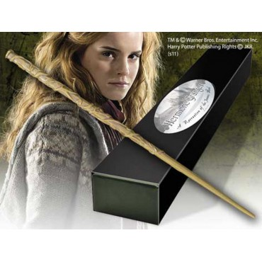 HARRY POTTER - Bacchetta Magica Harry Potter Wand - Hermione Granger - Noble Collection NN8411