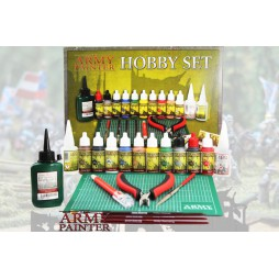 COMPLETE HOBBY WARGAMING ASSEMBLY SET - The Army Painter - Ccomplete Set