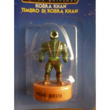 Masters of the Universe - Timbro di Khan