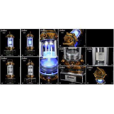 Marvel - Avengers - Age of Ultron - 1/1 SCALE - Tesseract And Holder - Tesseract con Recipiente di Contenimento - King A