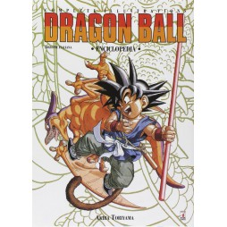 Akira Toriyama - Dragon Ball Enciclopedia World Special