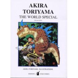 Akira Toriyama - Enciclopedia World Special