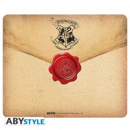 Harry Potter - HOGWARTS LETTER - Mousepad - Diario Segreto - Tappetino Mouse - Lettera Di Convocazione Hogwats