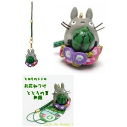 Il mio Vicino Totoro - My Neighbour Totoro - Strap - Totoro Morning Glory Charm
