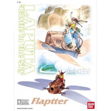 Studio Ghibli - Tenku no shiro Rapyuta - Laputa: Castle In The Sky - Plastic Kit - Flaptter (Faraputer) 1/20