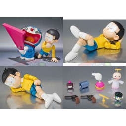 Robot Spirits - Doraemon - Nobita - Action Figure