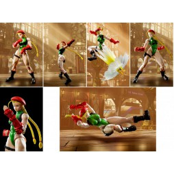 S.H. Figuarts Street Fighter 5 - Cammy Action Figure