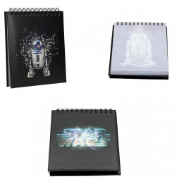 Star Wars - Light and Sound Notebook - R2-D2