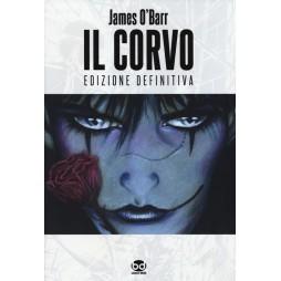 Il Corvo: Edizione Definitiva - Brossura