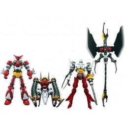EX Gohkin - Getter Robot - TRIO Getter Repaint