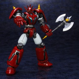EX Gohkin - Getter Robot G Dragon Fewture Repaint Version Metal Beast Mode