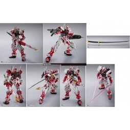 Bandai Metal Build - Gundam Seed Astray Red Frame