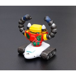 Gohkin Series ES Alloy Deformed - Getter Robot - Getter 3