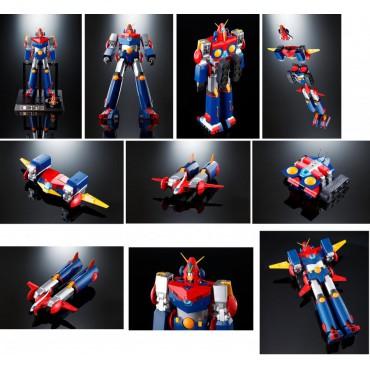 BANDAI - Soul Of Chogokin DX-03 (Chodenji Robo Combattler V) COMBATTLER