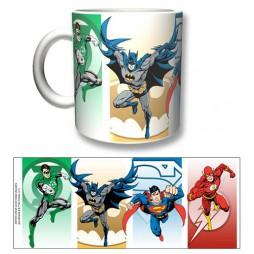 DC Comics - Justice League - Tazza - Mug Cup - Originals - Team Heroes - 2BNerd