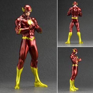 DC Comics - New 52 Justice League - ARTFX Statue - 1/6 scale - Reprint - The Flash