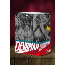 Devilman - Devilman Omnibus Edition - Copertina Rigida