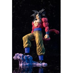 Dragon Ball - Figuarts Zero EX - Dragon Ball GT - Son Gokou Super Saiyan SSJ 4